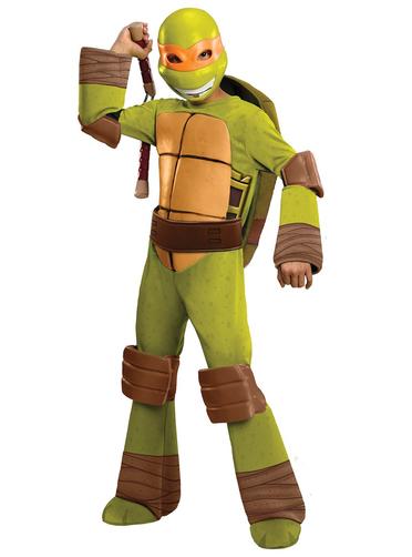 D guisement de michelangelo tortue ninja pour enfant - Tortues ninja michelangelo ...