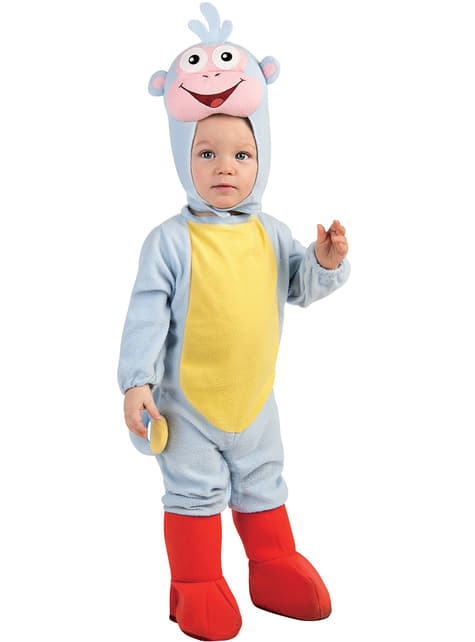 Disfraz de Botas Dora la Exploradora para bebé