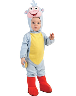 Boots Dora the Explorer Baby Costume