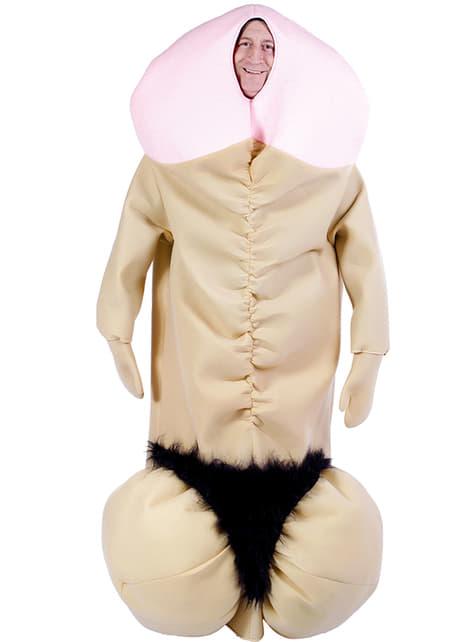 Costum de penis pentru adulti