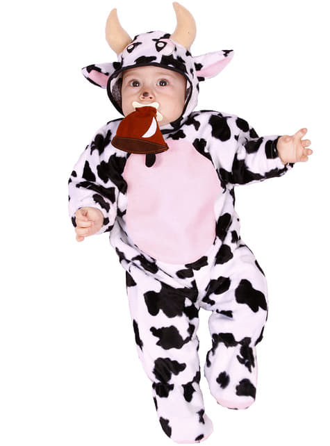 Kostým pro nejmenší kravička
