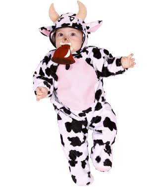 Déguisement de bébé vache