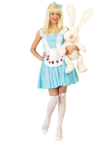 Woodland Alice Costume