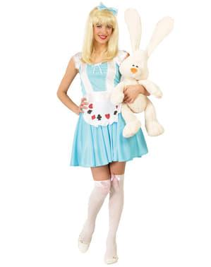 Alice aus dem Land Kostüm
