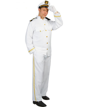 Cruise Ship Captain Costume