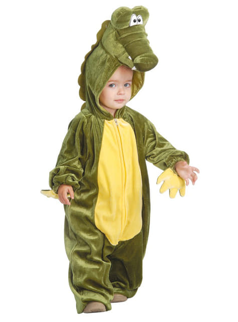 Κροκόδειλος κοστούμι για ένα μωρό