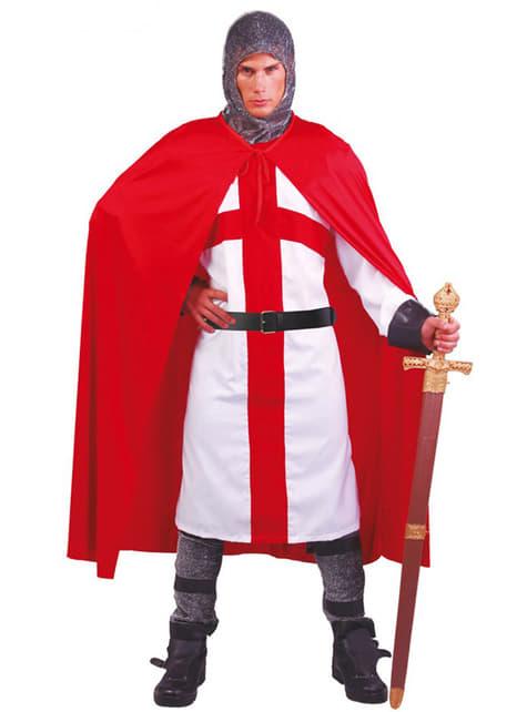 Kostium rycerz zakonu krzyżackiego