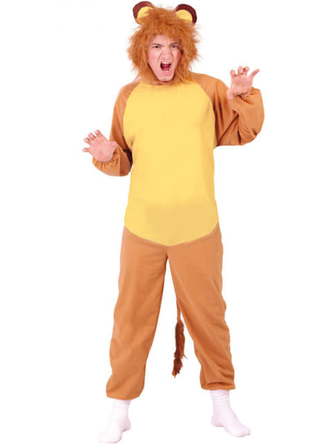 Lion Costume for Men