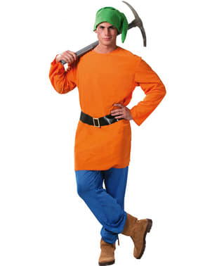 Chlapecký kostým lesní trpaslík