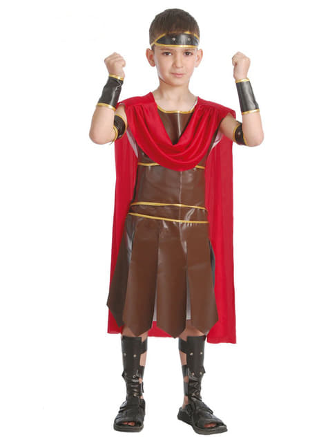 Costum de războinic roman pentru bărbat
