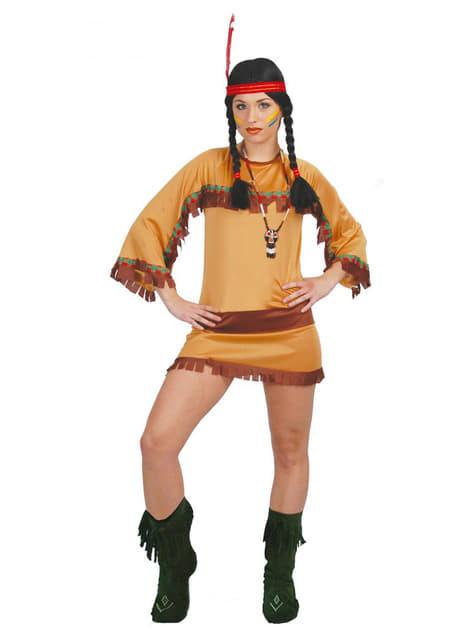 Costum de indiancă sexy
