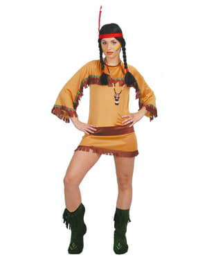 Déguisement d'indienne du grand canyon sexy