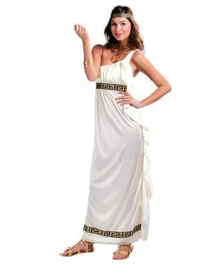 Fato de deusa grega do Olimpo