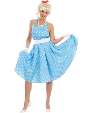 50s Rock Sandy Costume