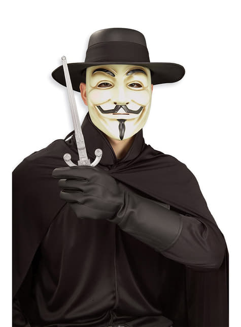 V for Vendetta handsker
