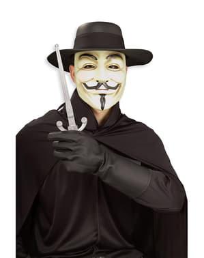 Gants de V pour Vendetta