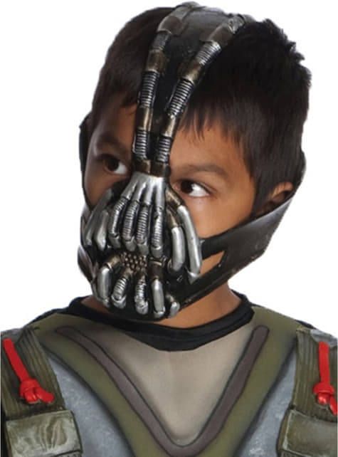 Batman The Dark Knight Rises Bane Child Mask