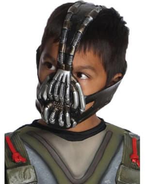 Máscara Bane Batman TDK Rises para menino