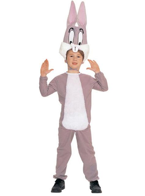 Disfraz de Bugs Bunny para niño