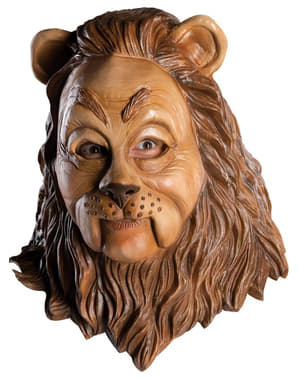 The Cowardly Lion Mask