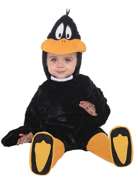Daffy Duck kostuum voor baby's