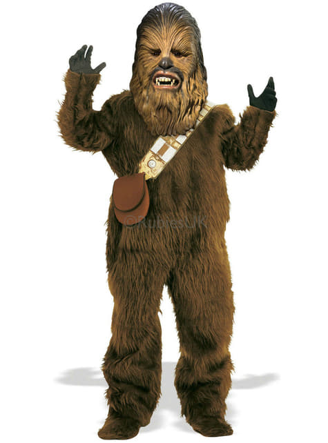 Deluxe Chewbacca Adult Costume