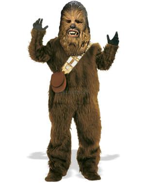 Luksus Chewbacca Voksenkostyme