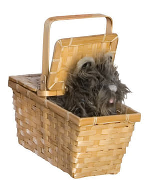 Deluxe Dorothy's Basket with Toto