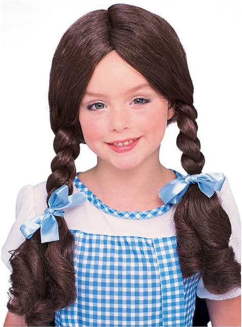 Peruca de Dorothy para menina