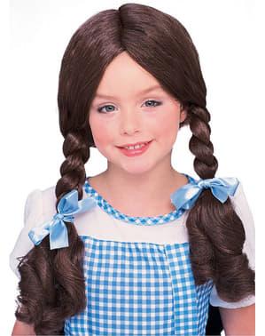 Perruque de Dorothy pour fille