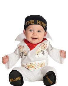 Disfraz de Elvis Vive para bebé