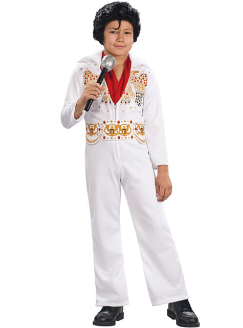 אלביס הילד תלבושות