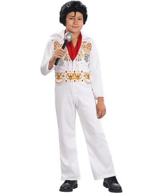 Maskeraddräkt Elvis barn