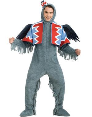 אשף The Monkey Flying של עוז למבוגרים תלבושות