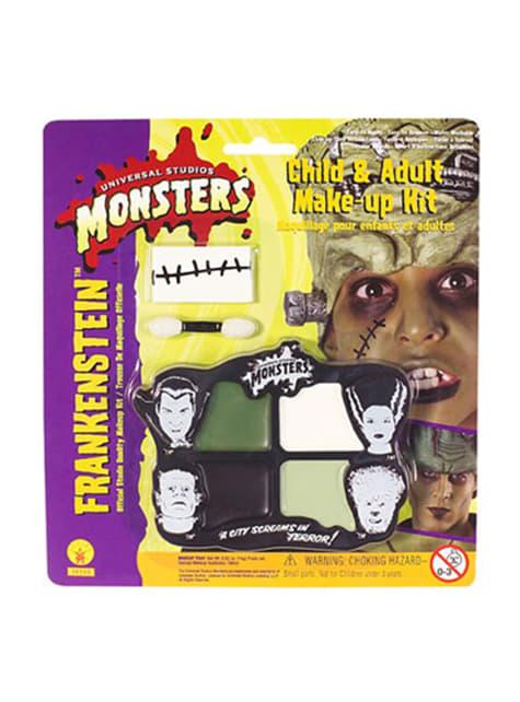 Zestaw do makijażu Frankenstein
