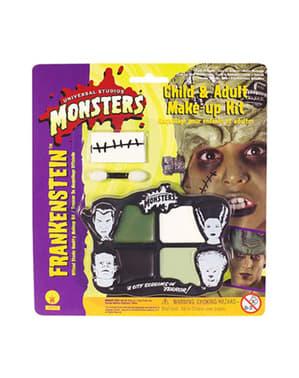 Frankenstein Makeup Sett