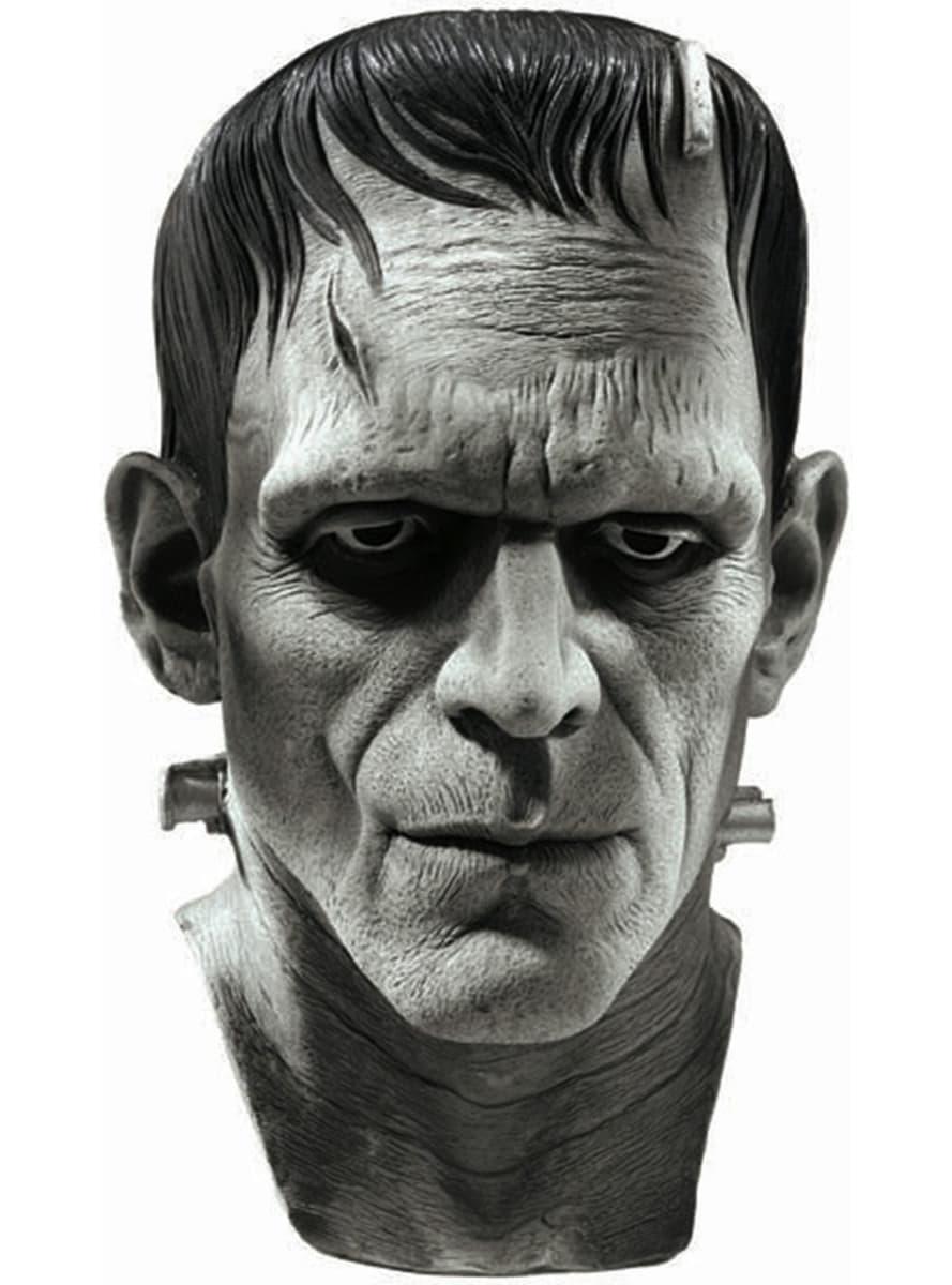 Frankenstein Maske Classic für Kostüme