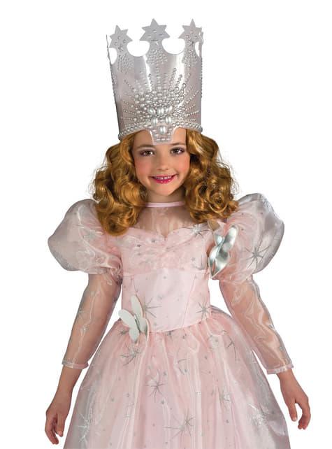 Peruka Glindy Czarnoksiężnik z Oz Classic dla dziewczynki