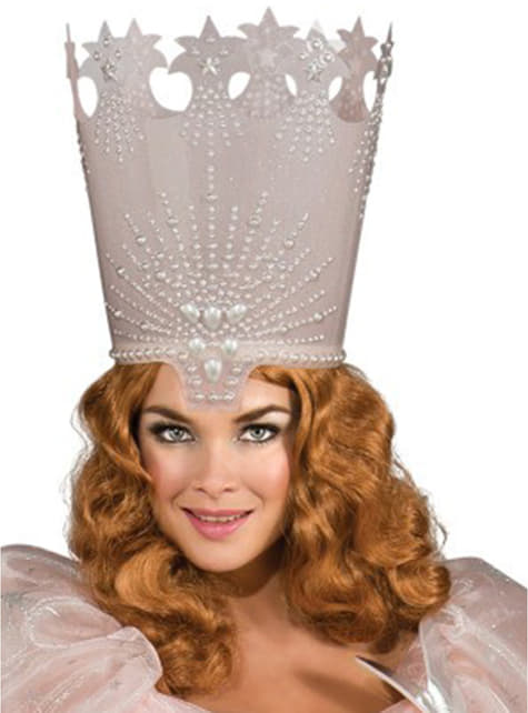 Peluca de Glinda El Mago de Oz
