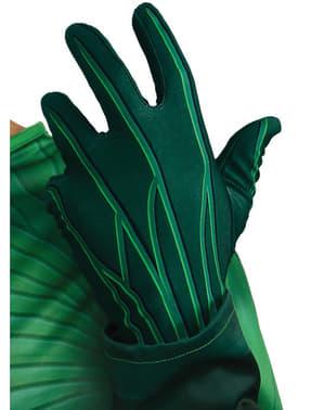 Grønn Lanterne Hansker Voksen