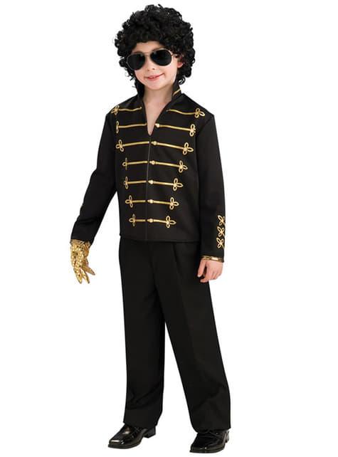 Michael Jackson Printed Child Jacket