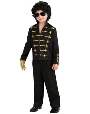 Blêizer Michael Jackson impresso para menino
