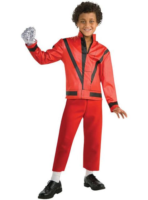 Blêizer Michael Jackson Thriller para menino