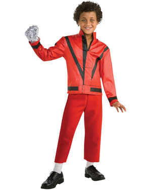 Disfraz de Michael Jackson para niño