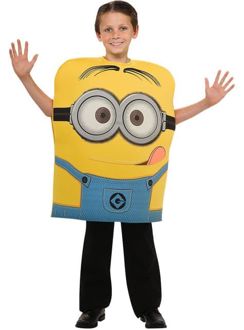 Disfraz de Minion Dave Gru mi villano favorito infantil