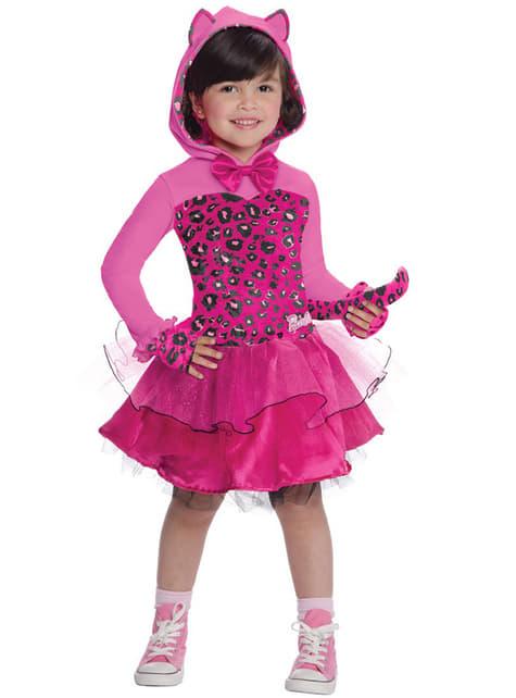 Kostium Barbie Kitty różowy dla dziewczynka