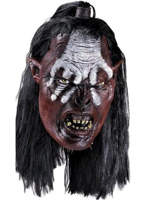 Lurtz Uruk-hai Mask - The Lord of the Rings