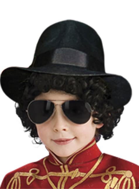 Pălărie Michael Jackson pentru băiat
