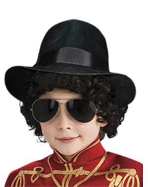 Michael Jackson Hut für Jungen