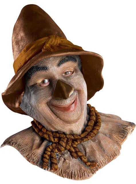 Scarecrow fra The Wizard of Oz maske